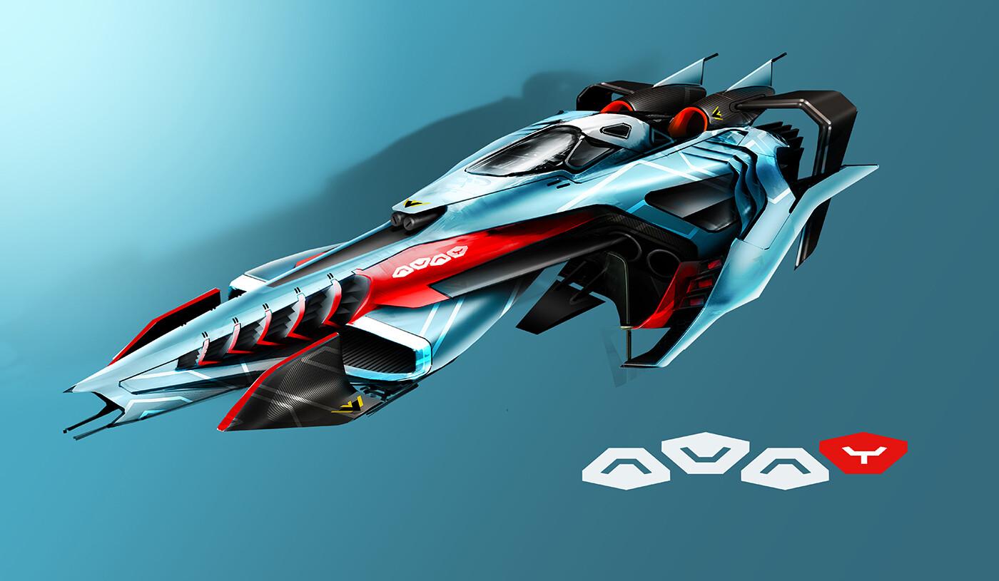 AVAY Racing - prototyp build