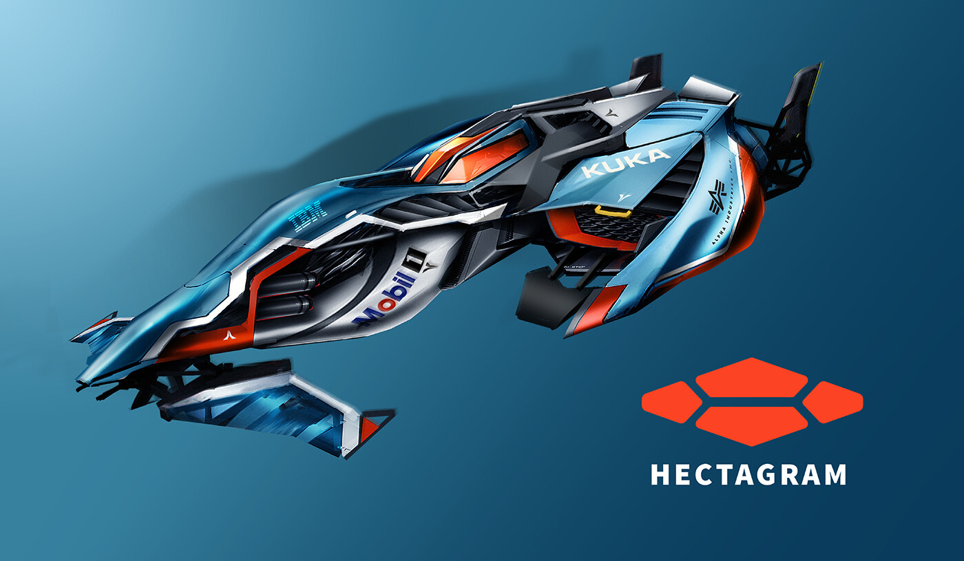 Hectagram Technica - competition build