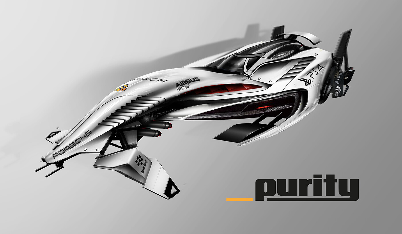 purity racing - competition build