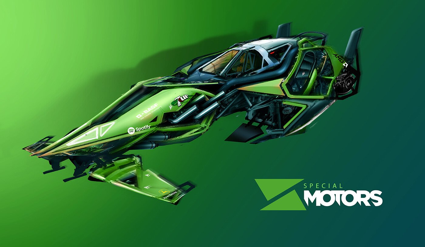 Special MOTORS - competition build