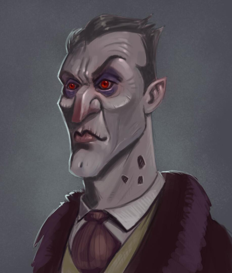 Vampire Study
