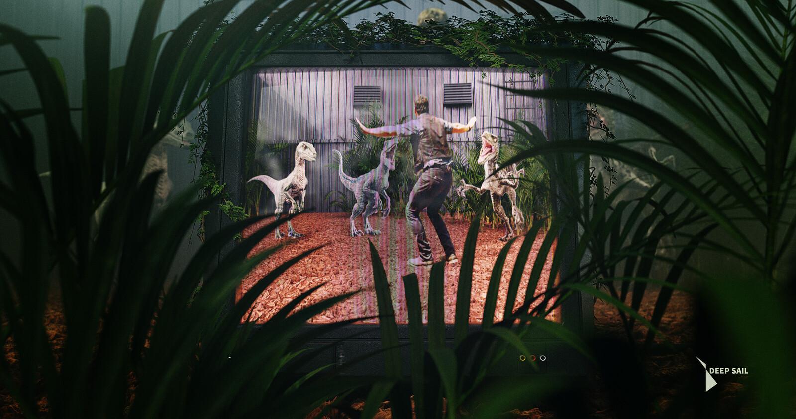 Famous Movie Scenes: Recreated in 3D! PT.1