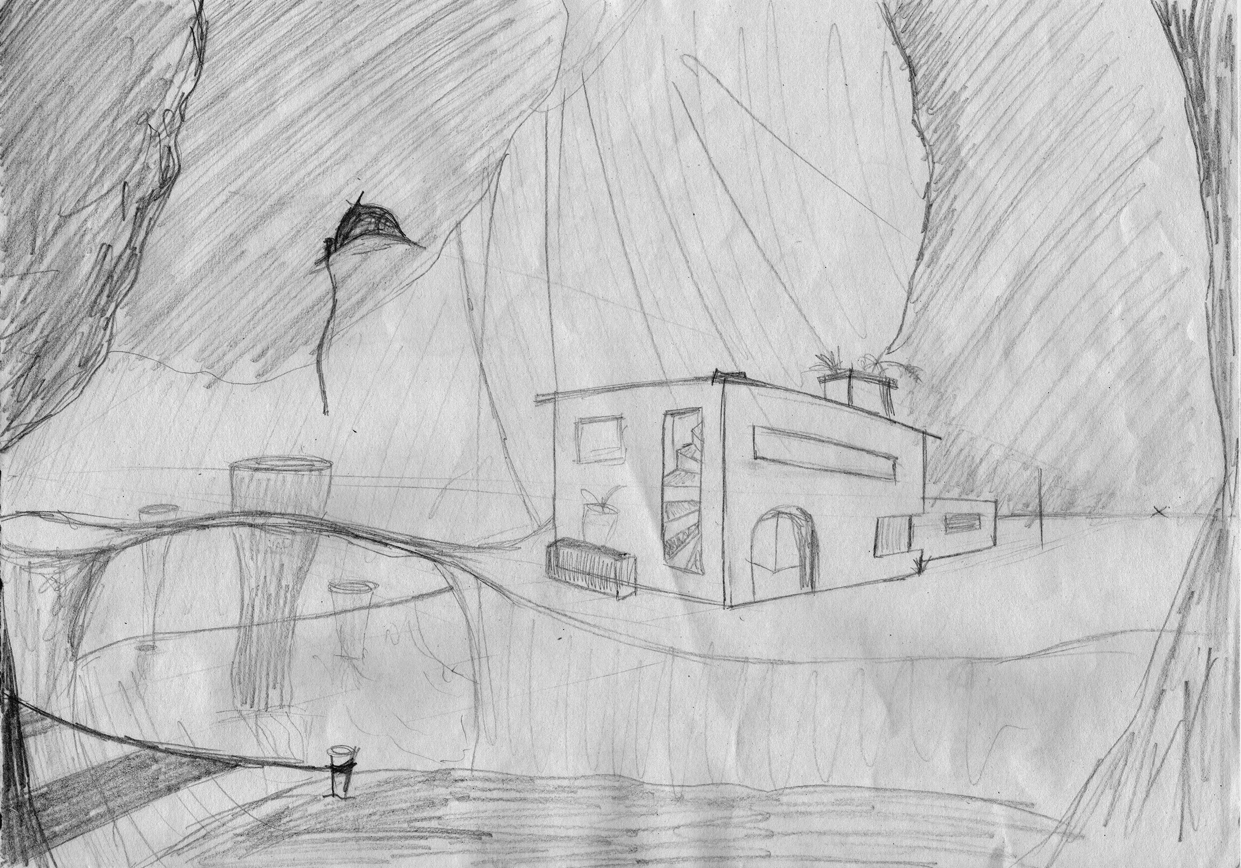 Final concept sketch.
