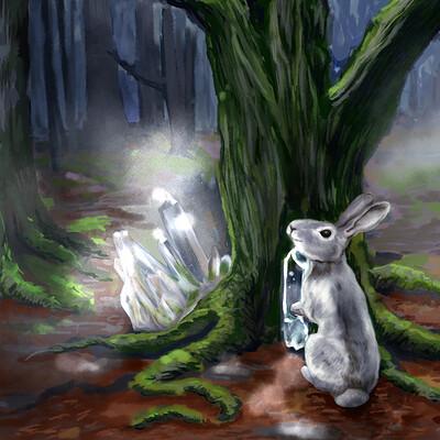 Kate perkins 3 16 21 silver rabbit fog