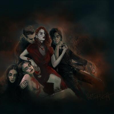 Vinicius matchuca vampiros