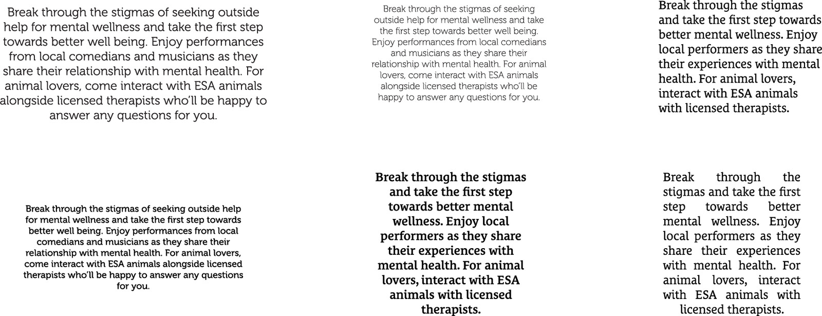 Paragraph Study