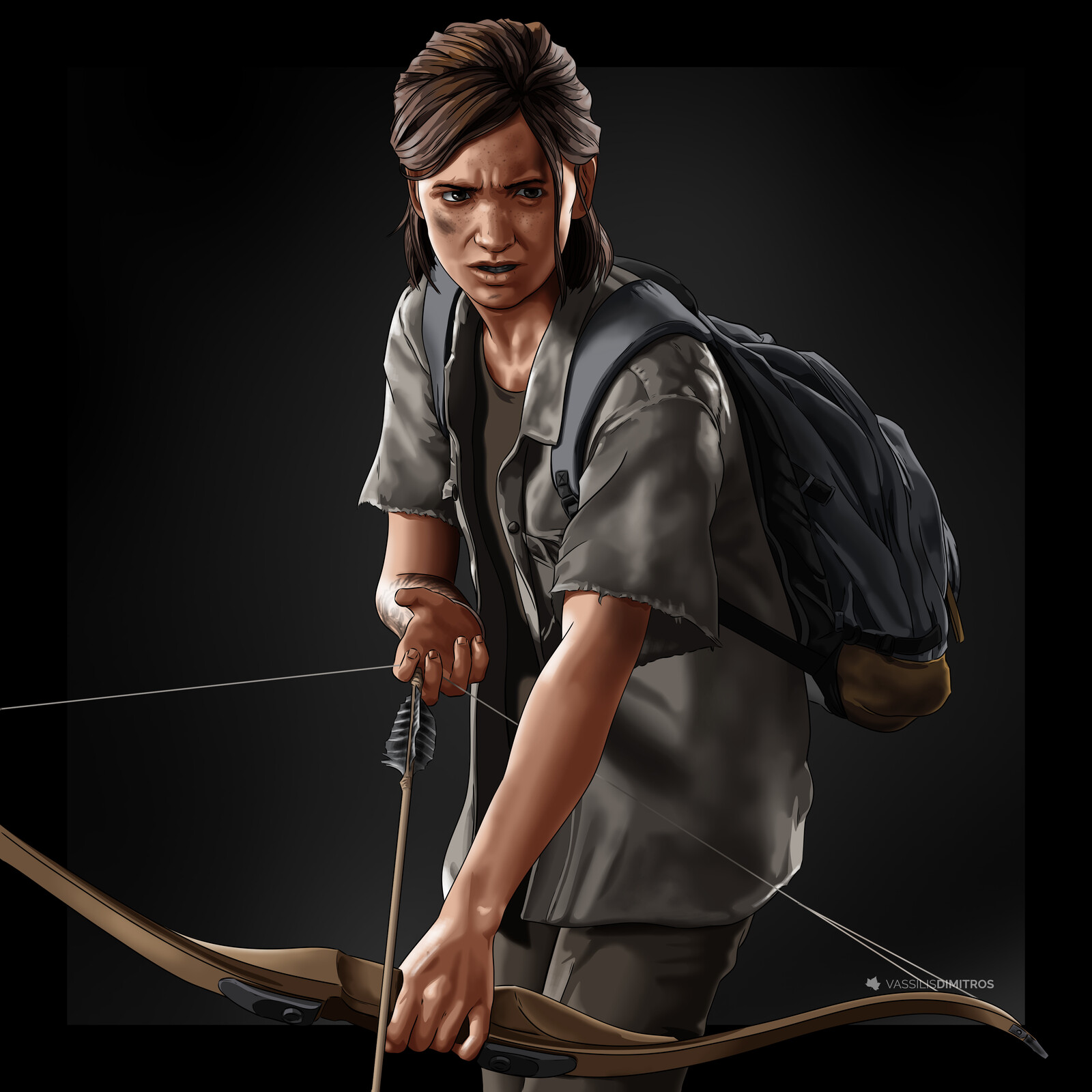 """""""I'm gonna find... and I'm gonna kill... every last one of them""""  The Last of Us Part 4/5: Soft Descent"""
