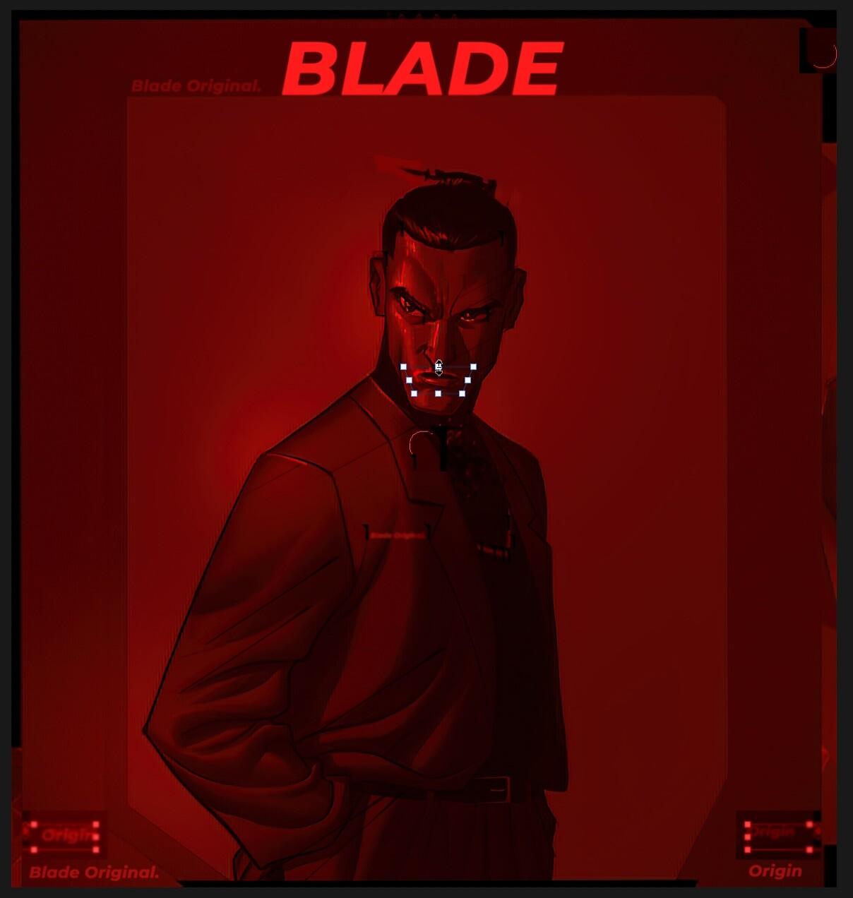 BLADE - The Origin.