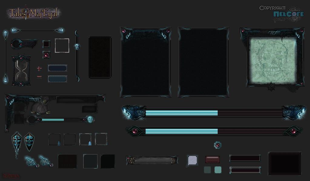 Spectre UI