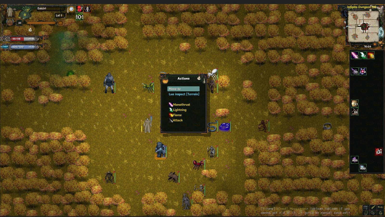 Wild Plumpkin UI ingame