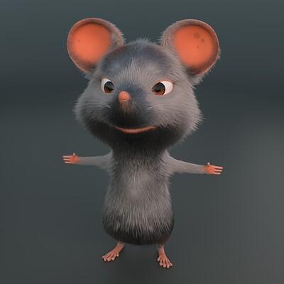 Carly glover rat fur 13