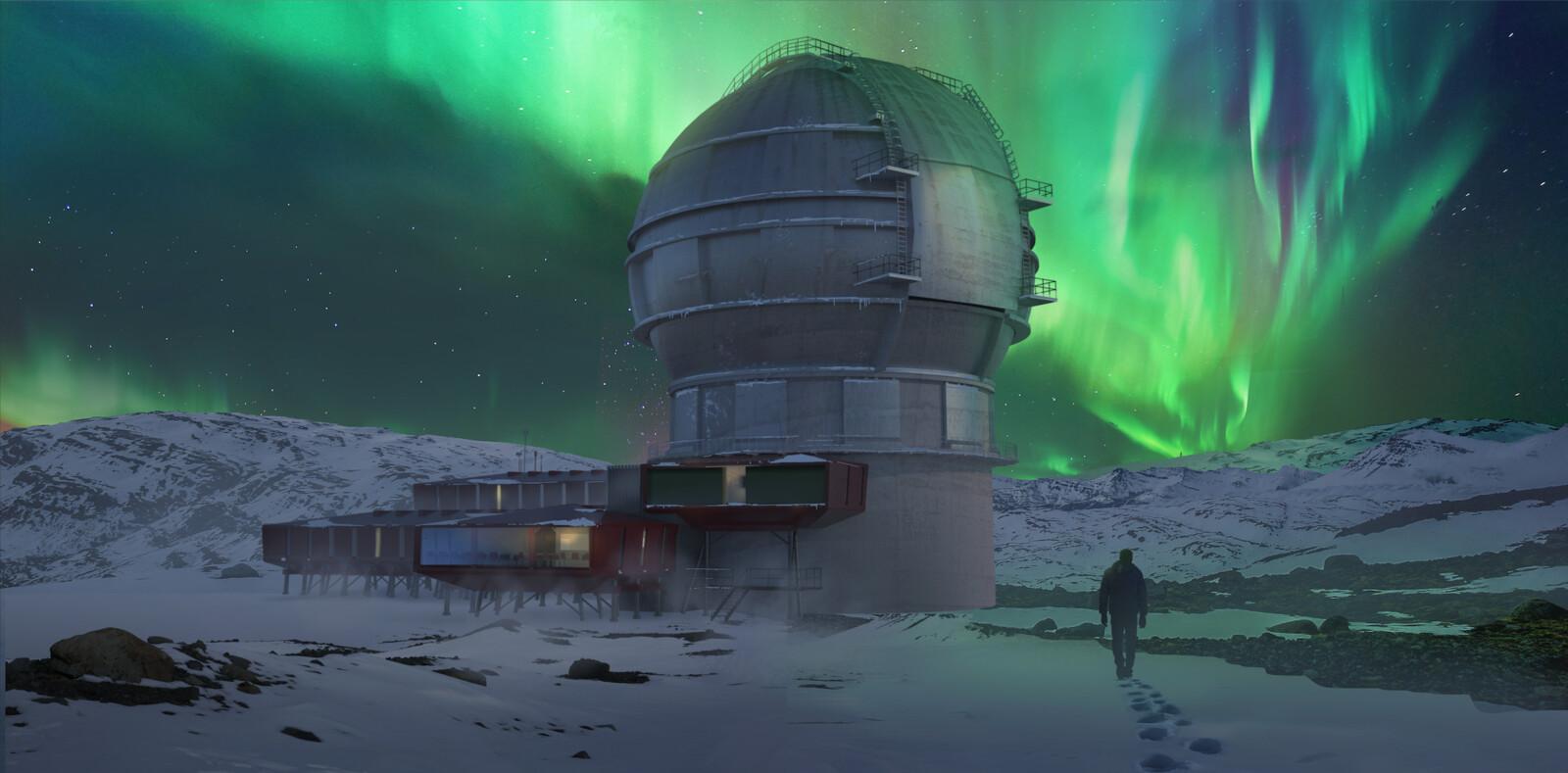 Arctic Base exterior