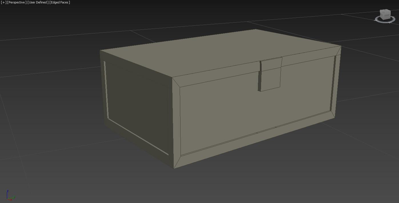 Chest white-box model