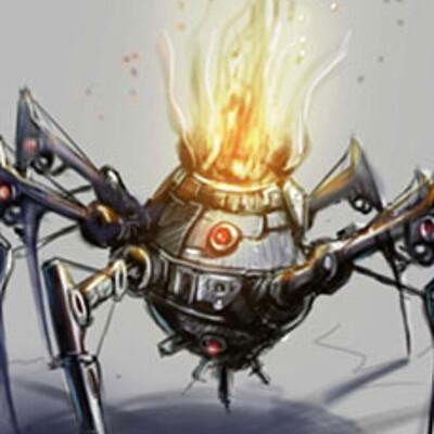 Mar hernandez art robot concept 05