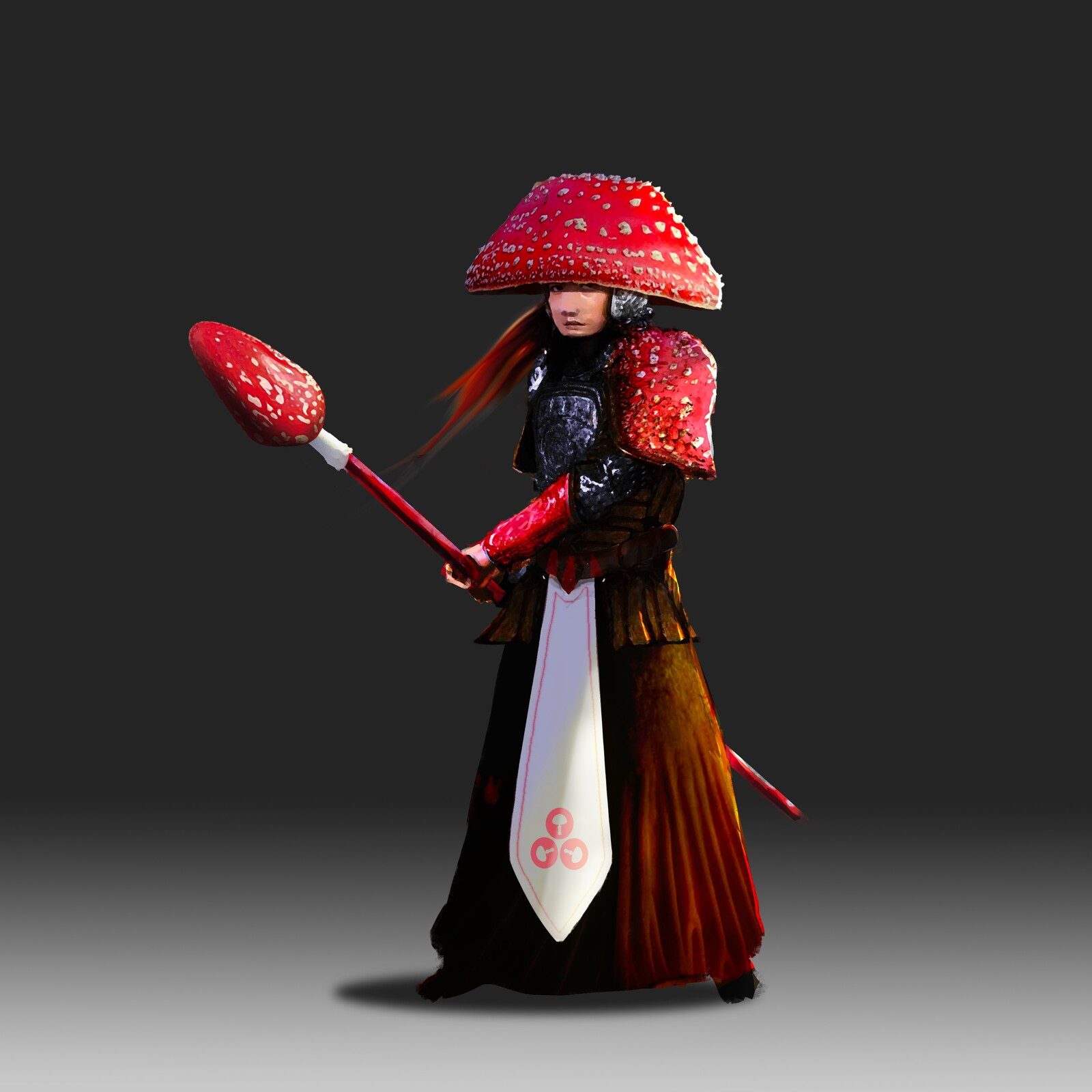 CDC : Mushroom Fighter