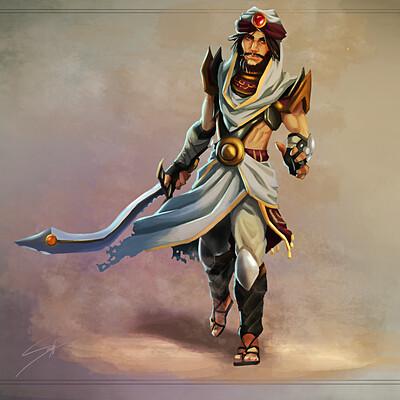 Bamba matondo 1001 night warrior