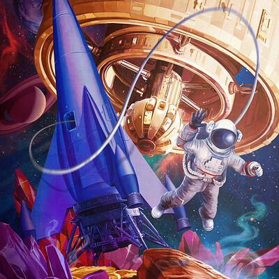Piotr sokolowski 161 spacepuzzle