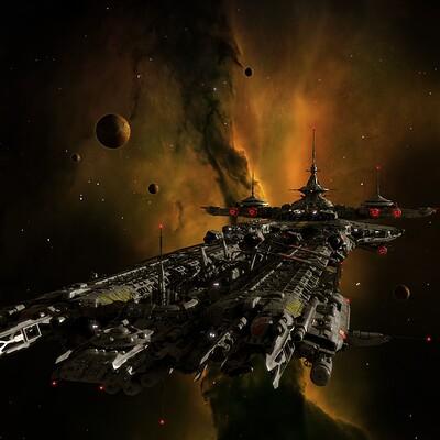Yann souetre rshtv 280 cygnus deep space