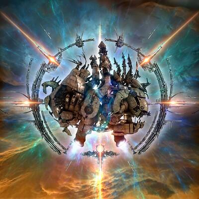 Yann souetre ayreon 11 transcendental castle