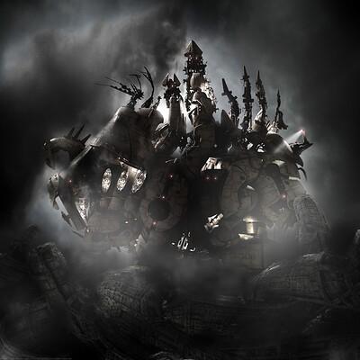 Yann souetre ayreon 09 dark castle