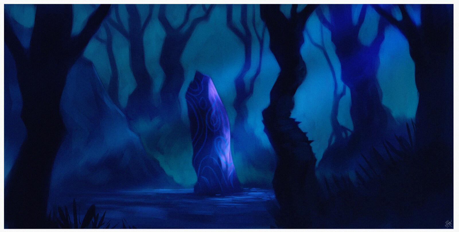 The Night Stone