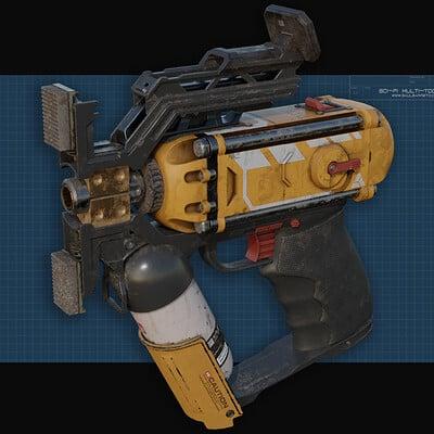 Saul barreto multi gun 06