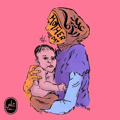 Ali alola motherday 2021 ali 34l0l4 3alola