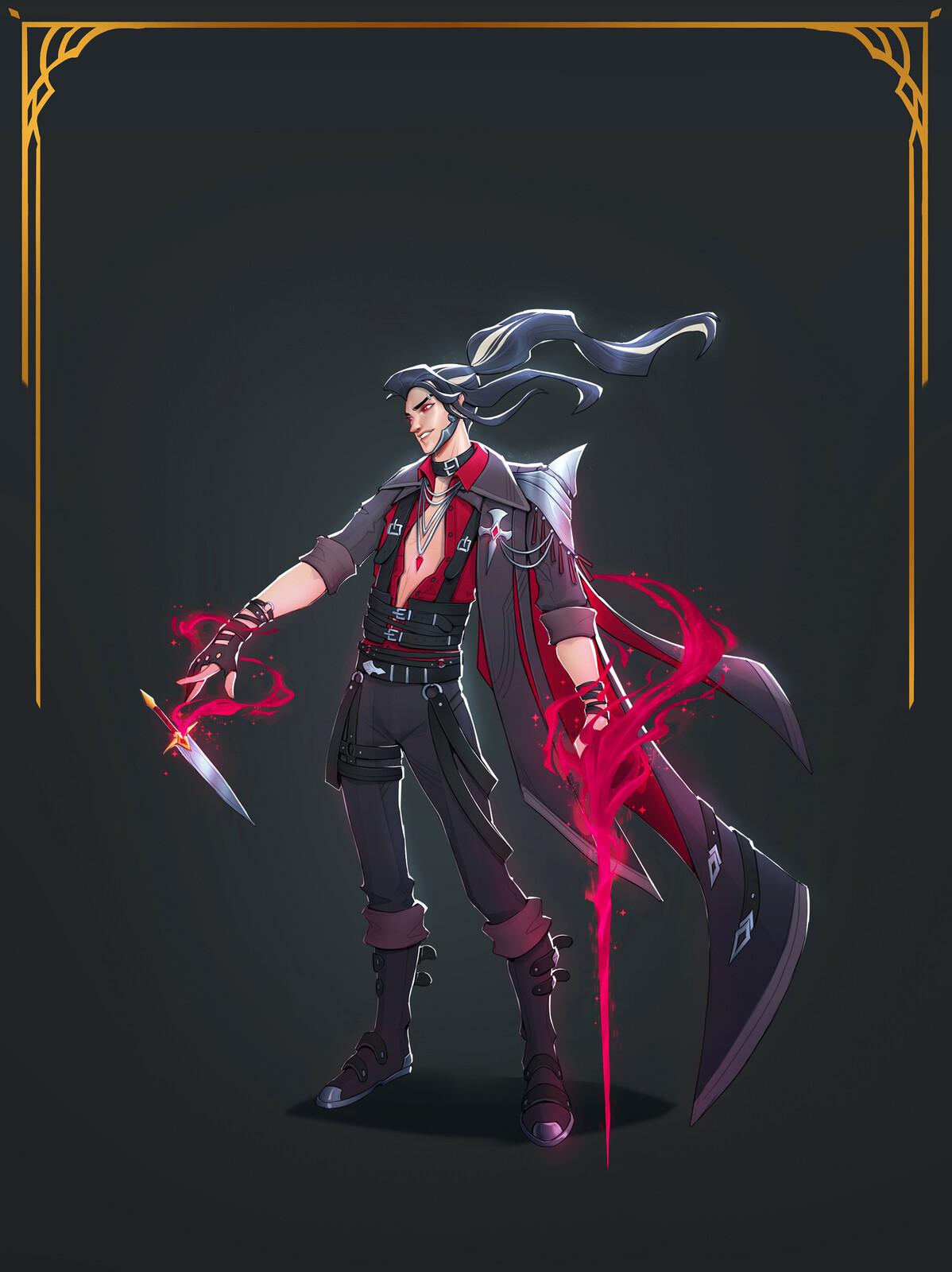 Viktor Final Design