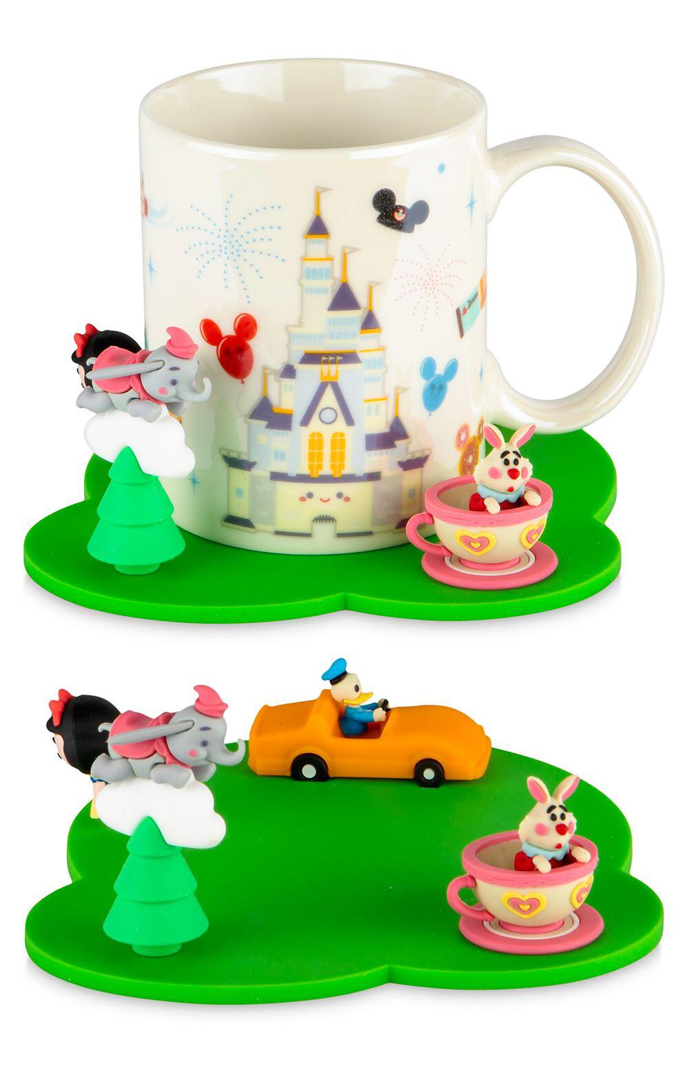 Mug & Coaster Set - Actual Product Image