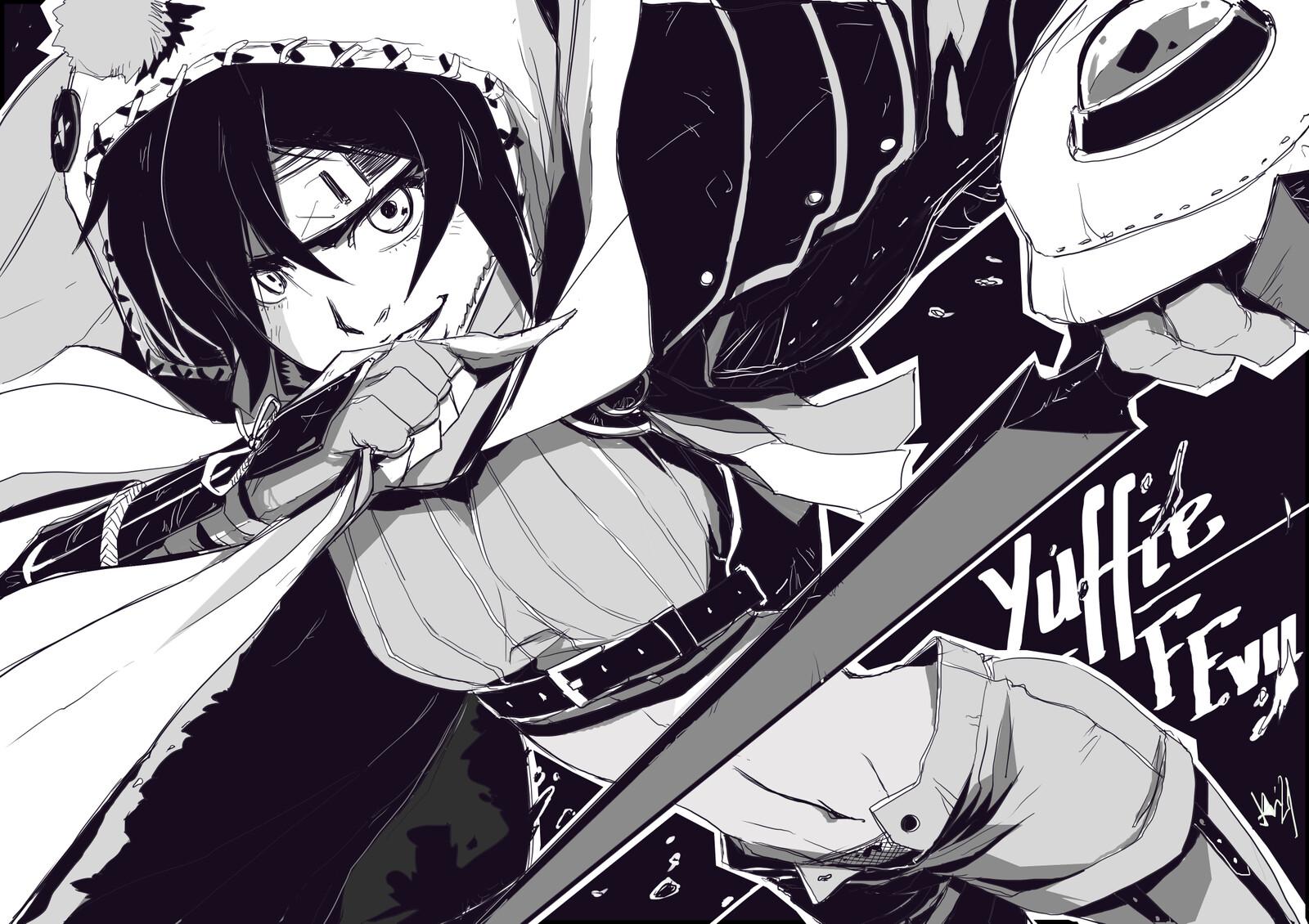 FF7R - Yuffie Kisaragi