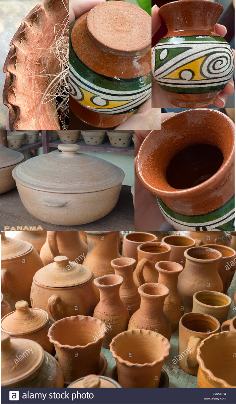 Clay Material References