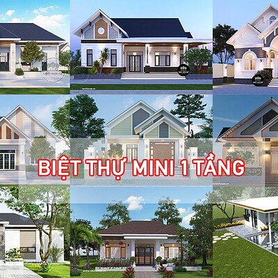 Neohouse architecture biet thu mini 1 tang anh bia