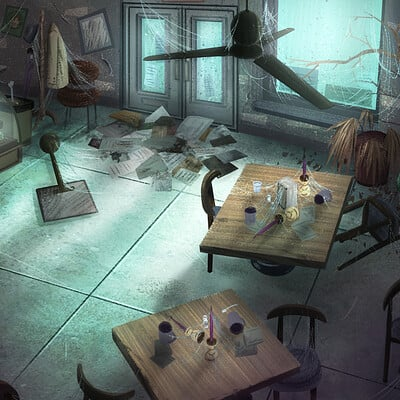 Cafe Eldritch