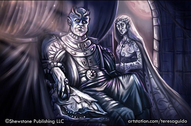 Dark Faerie Royalty