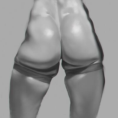 Brian munene booty
