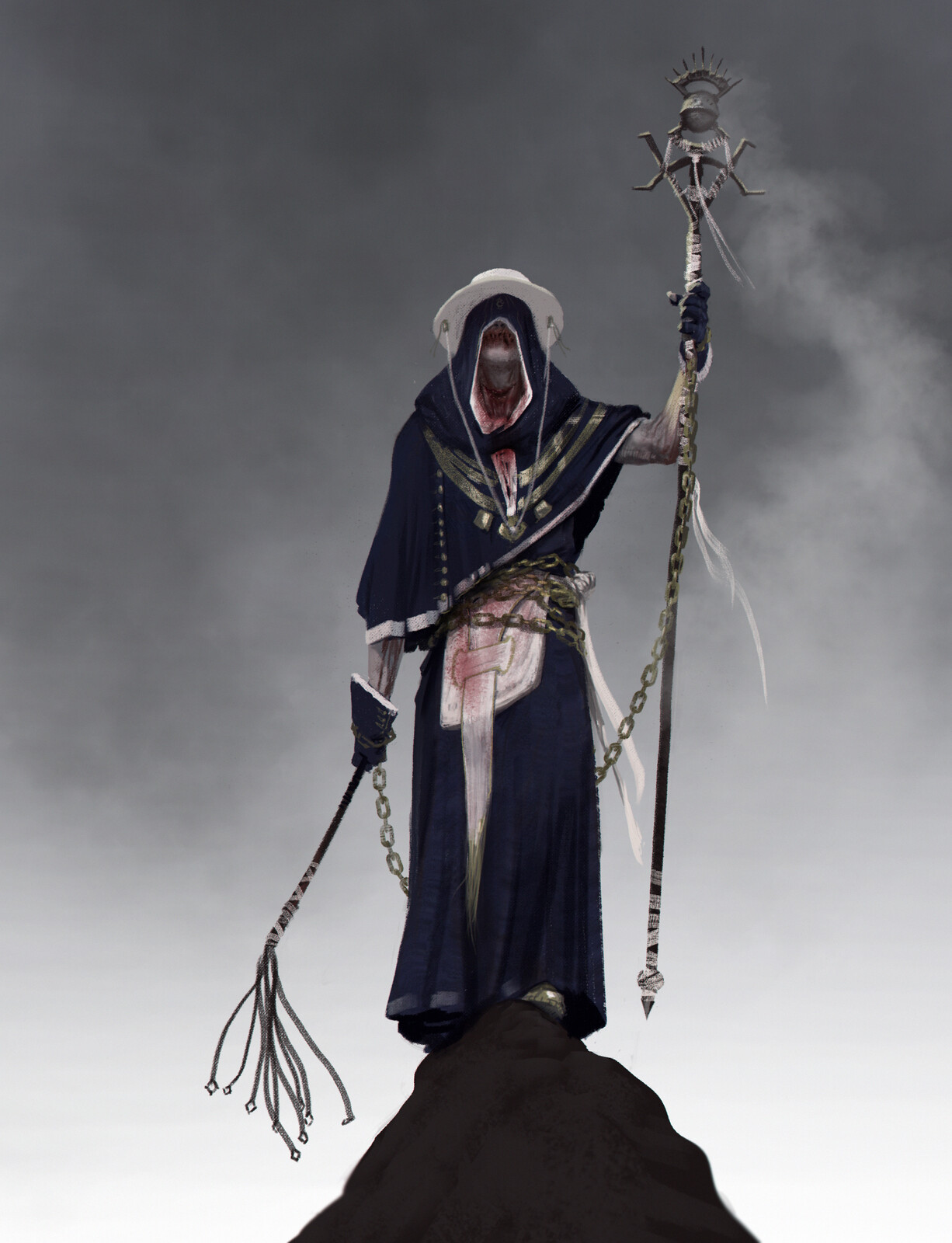 Blasphemous Priest