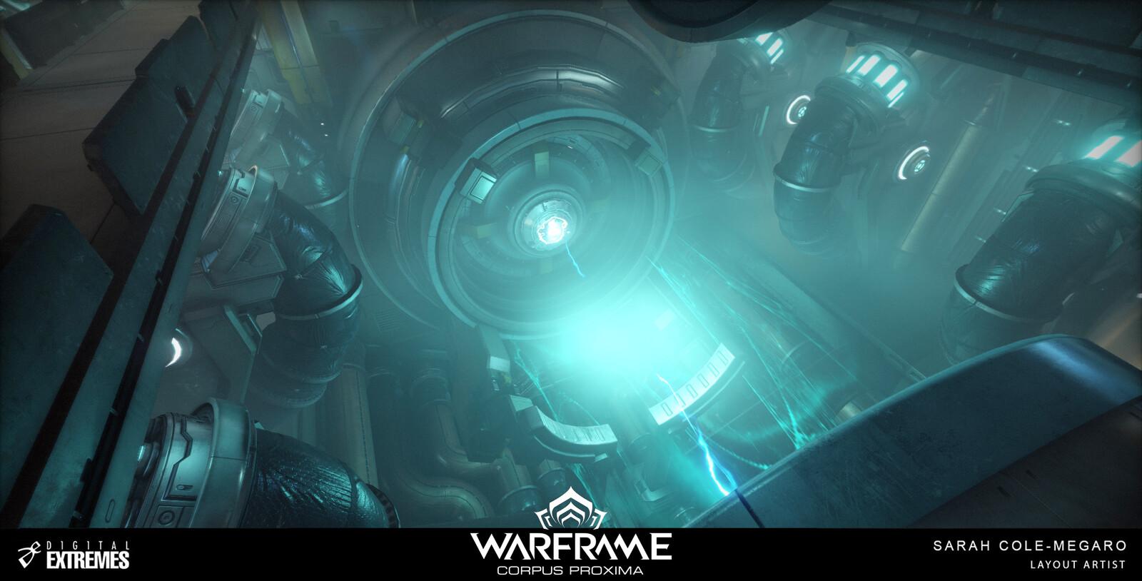 Warframe: Corpus Proxima Update - Corpus Super Weapon