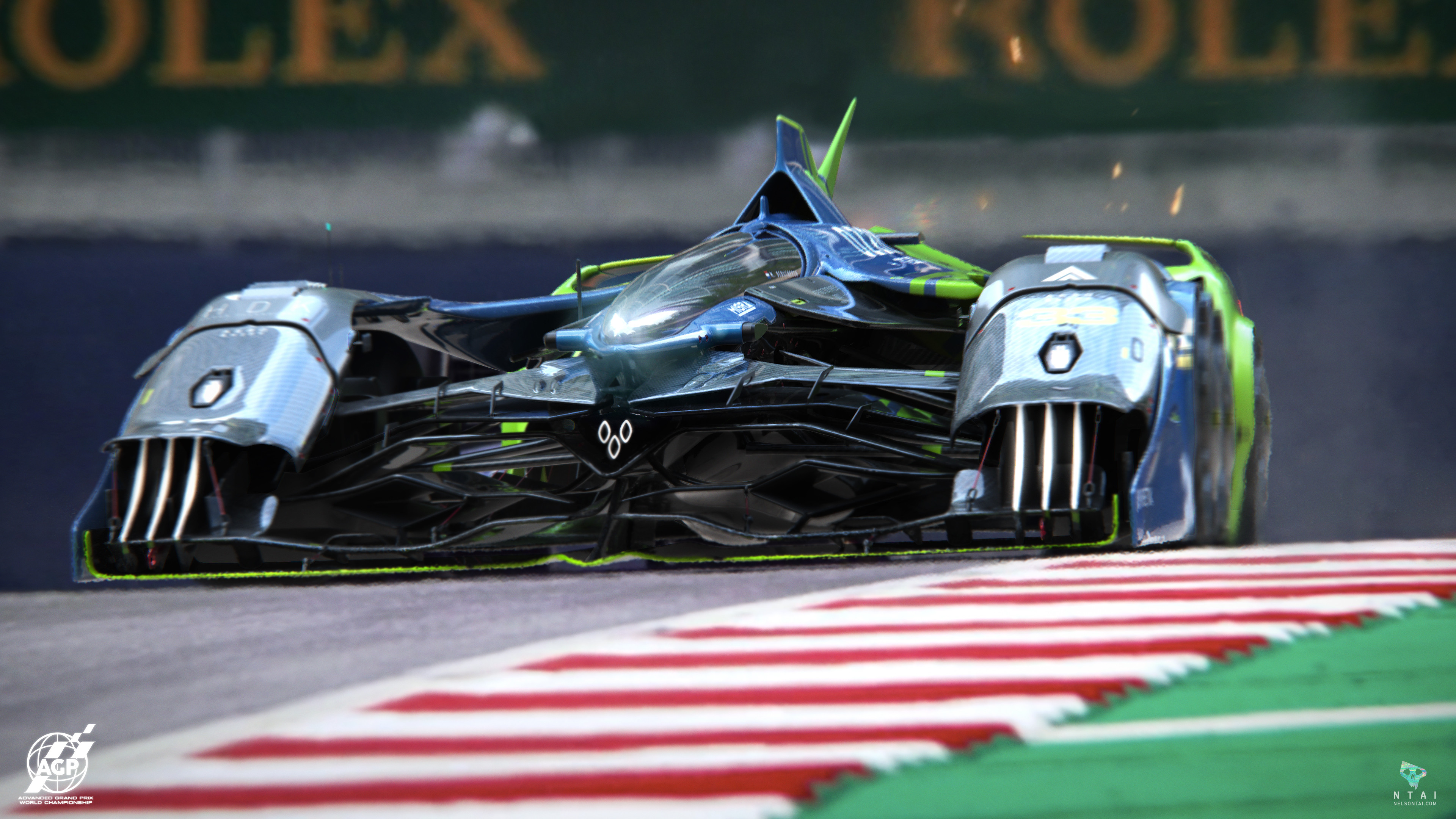 """PRE-SEASON TESTING :: 002 """"Sector 1 and 2's pace has been unbelievable!"""""""