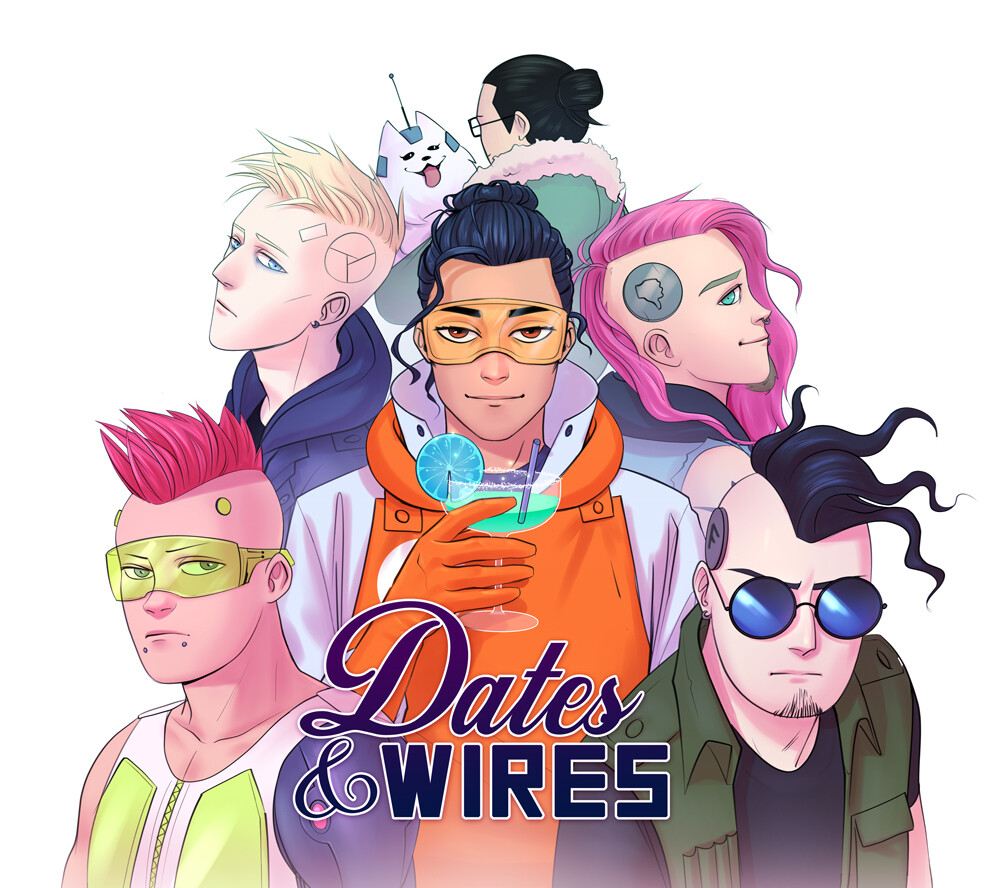 Dates & Wires Cover Art