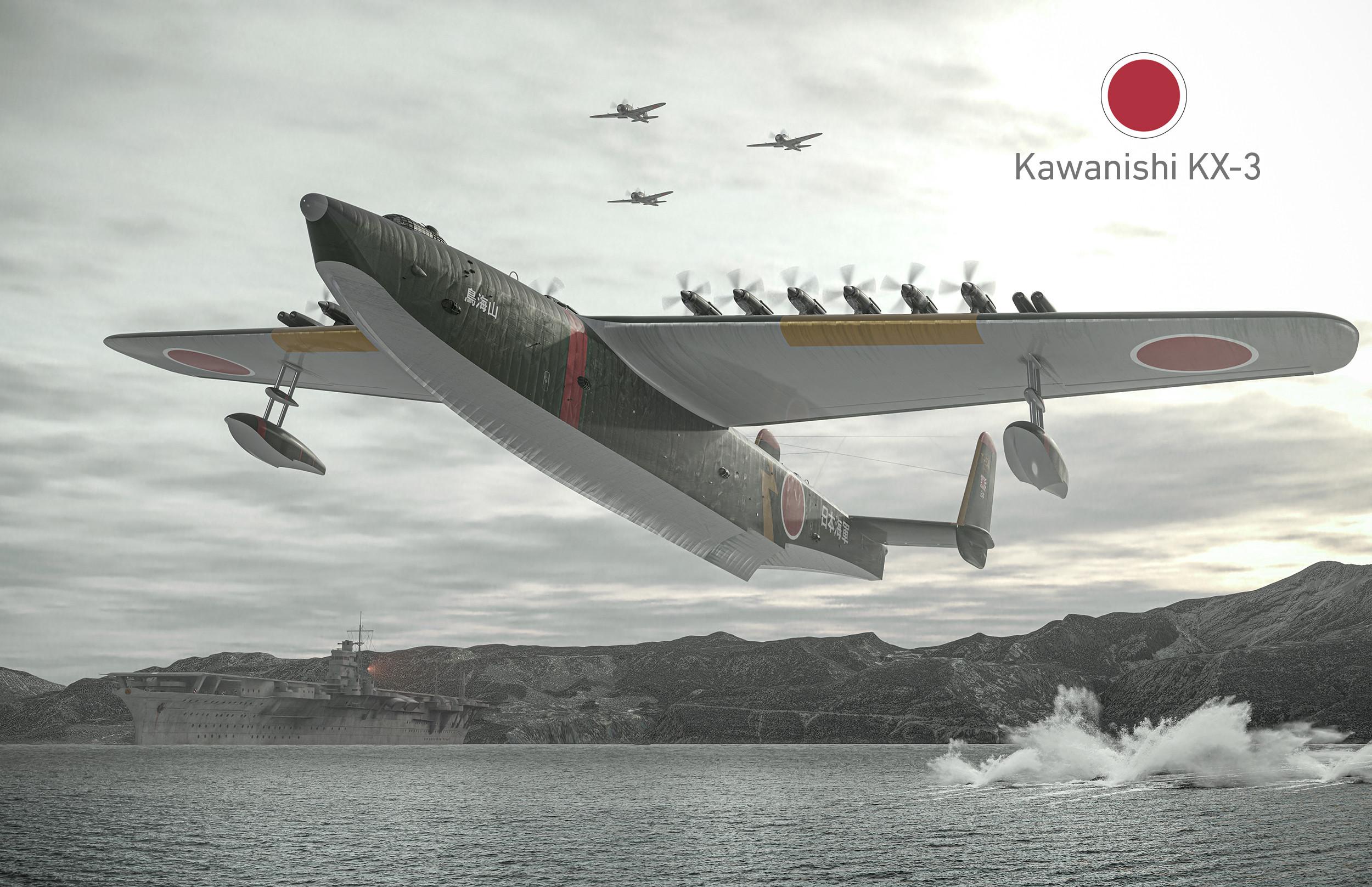 Kawanishi KX-3