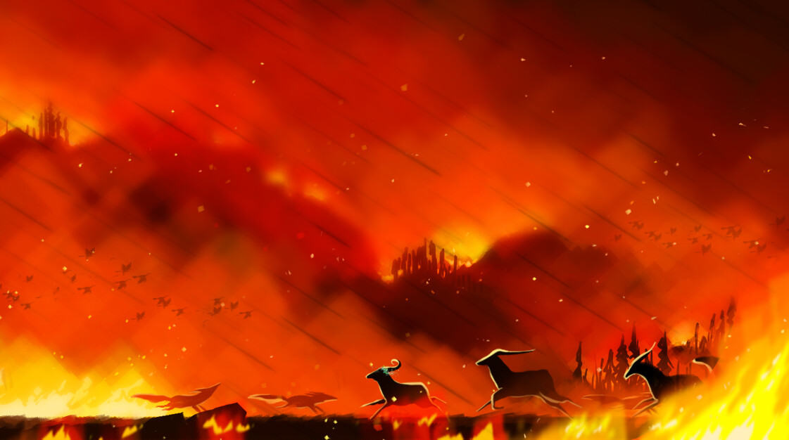 ii - The Fire