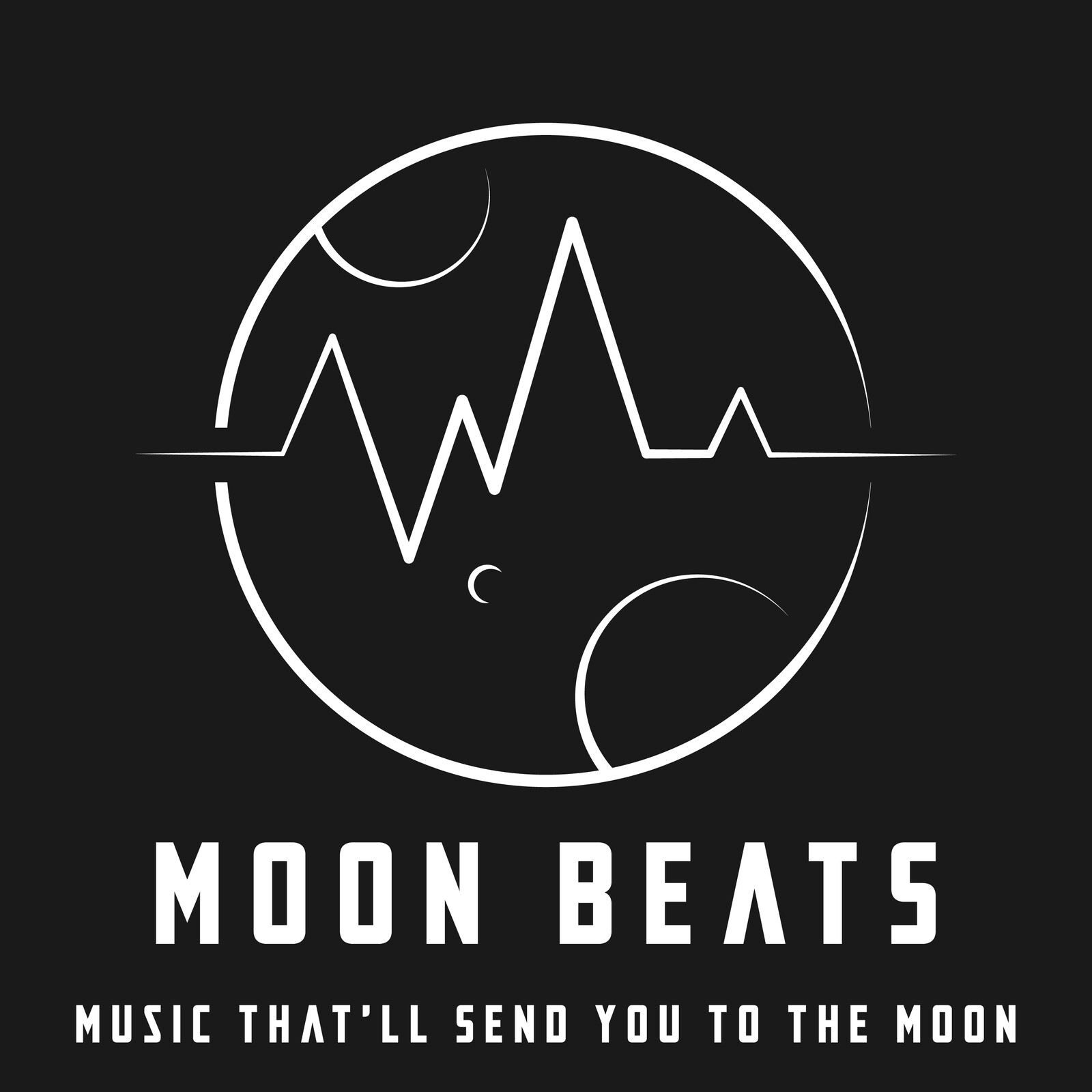 Moon Beats Logo