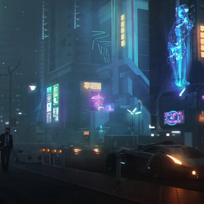 Mizuri cyber street