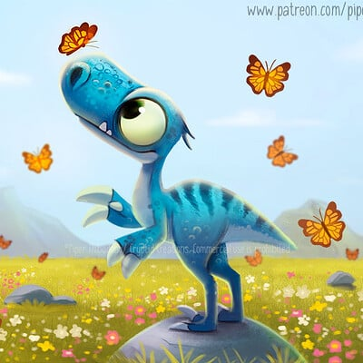 Piper thibodeau dp3050 illustration mellowciraptor standardres