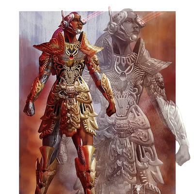 Daniel acosta cyborg goddess4 g