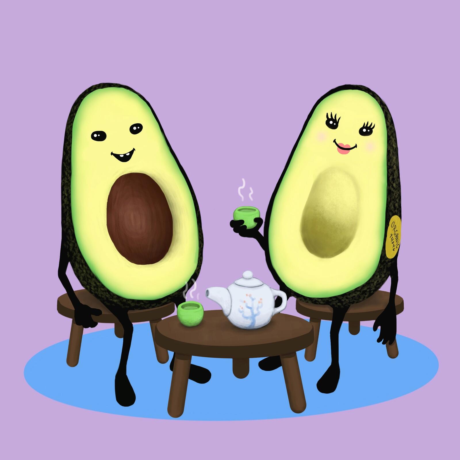 Mike & Mindy Avocado