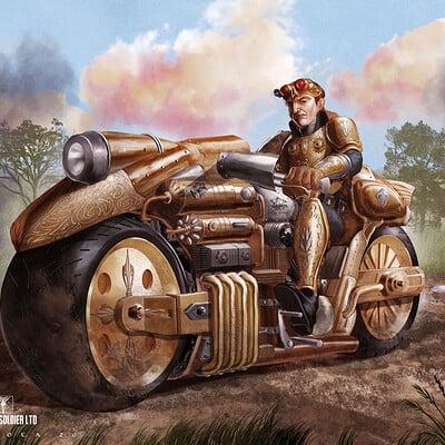 Daniel acosta napoleon bikea1g