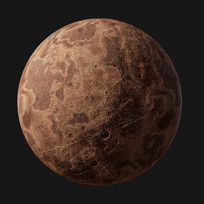 Oscar vincent rickett planetsphere