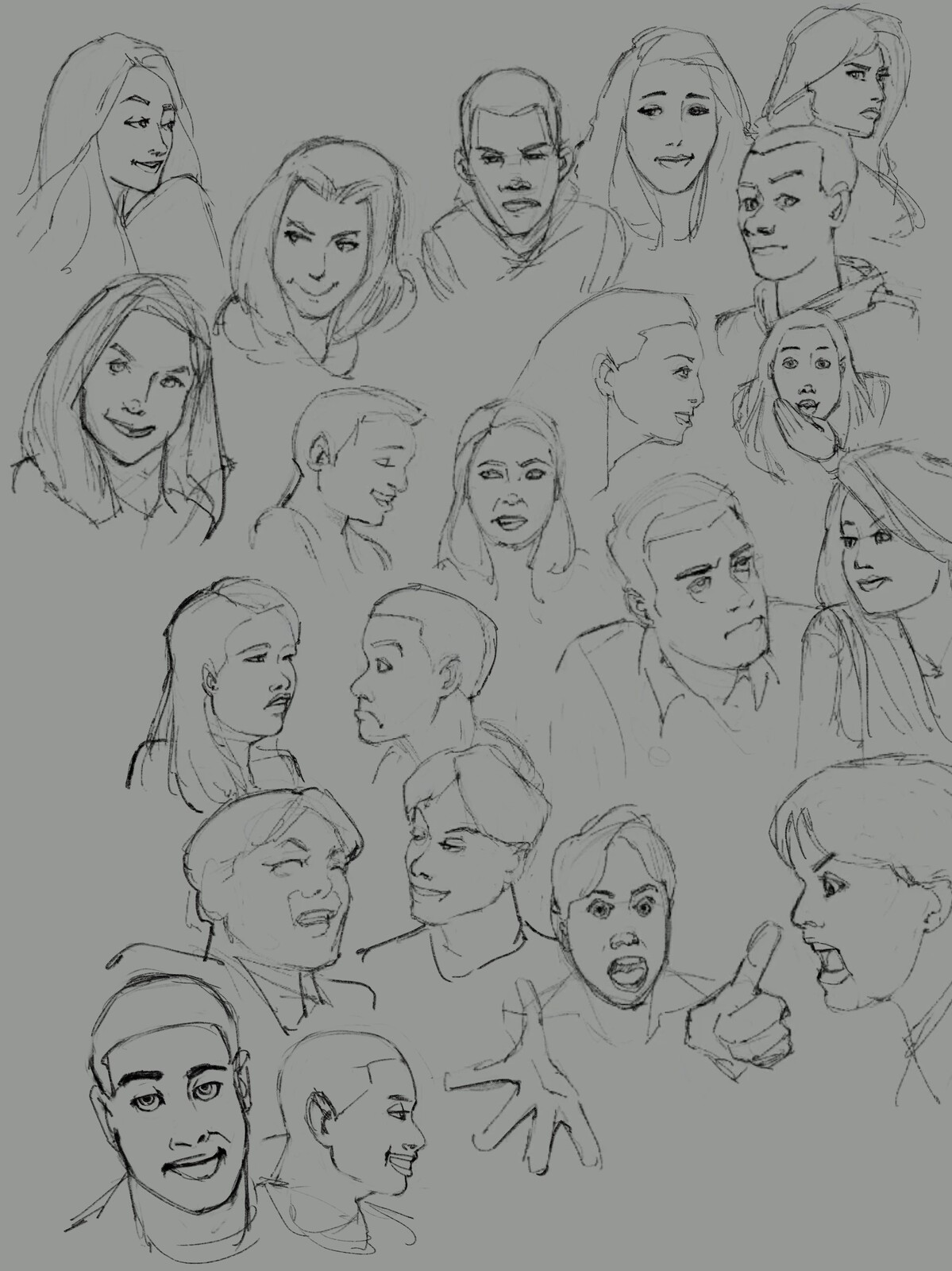 More expressions!