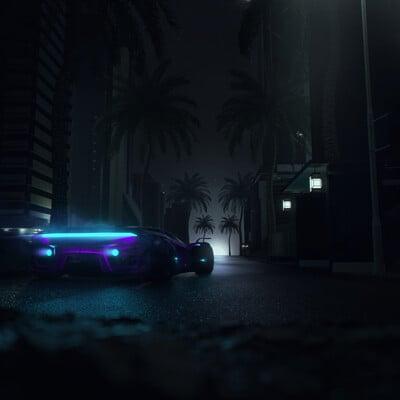Mizuri midnight drive